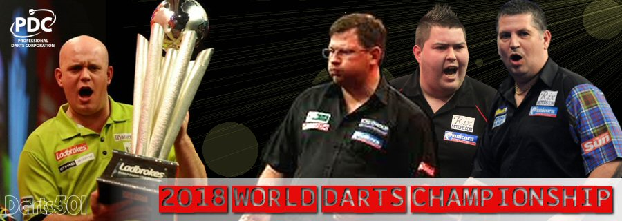 PDC World Darts Championships 2018