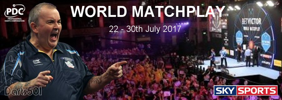 World Matchplay 2017 - Phil Taylor