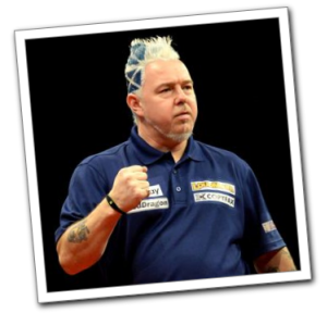 Peter WRight Champions League 2018