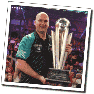 Rob Cross PDC World Champion